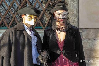 Carnaval in Venetië, Kees was erbij
