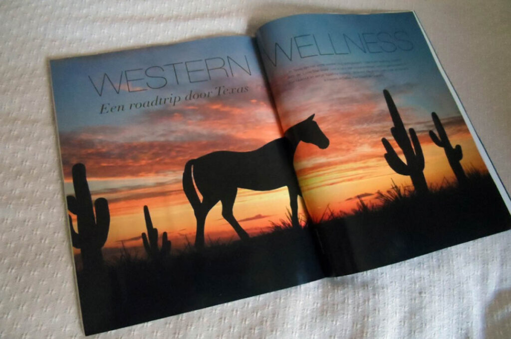 Wellness Magazine: Western Wellness in Texas