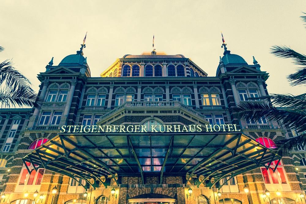 Uittip Scheveningen: MUST in Kurhaus 26 september
