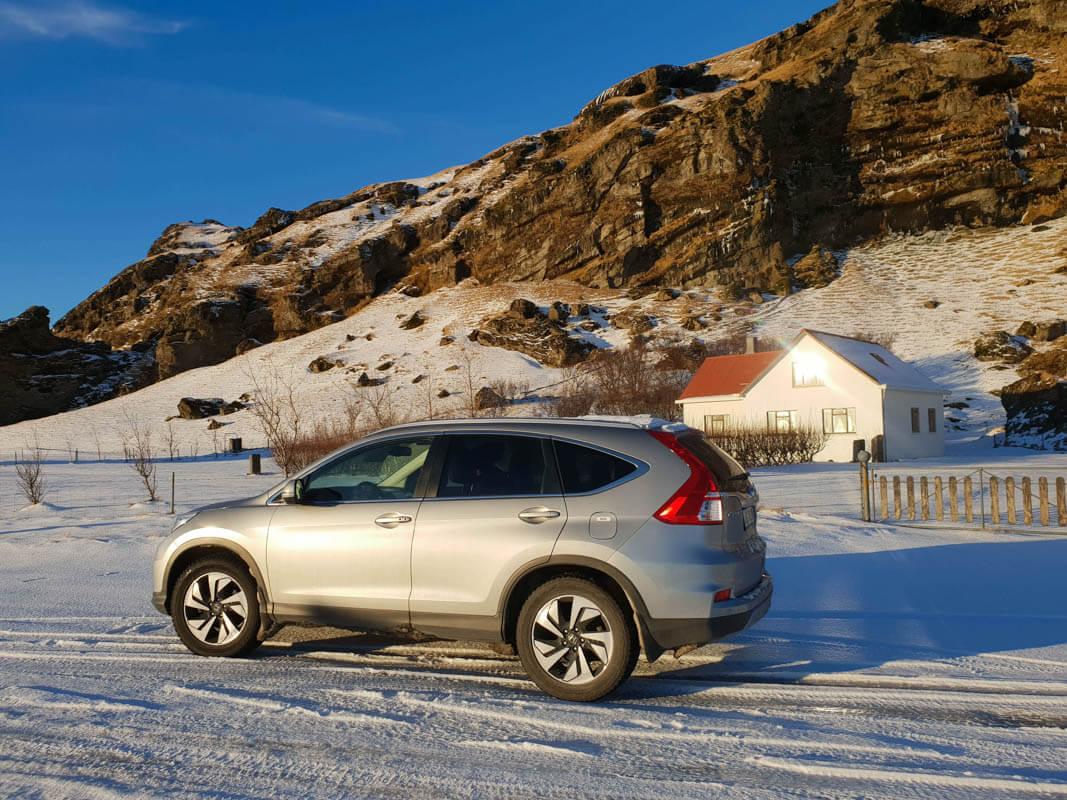 4WD / 4X4 rijden in IJsland