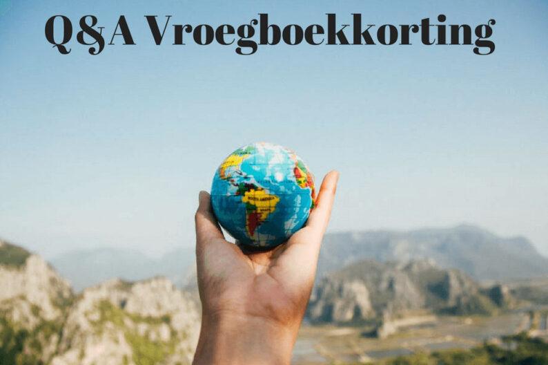 Vroegboekkorting vakantieparken Nederland