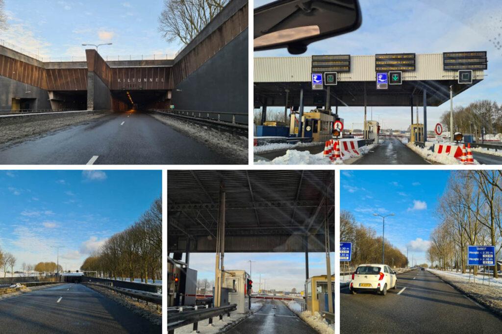Rijden over tolwegen in Nederland