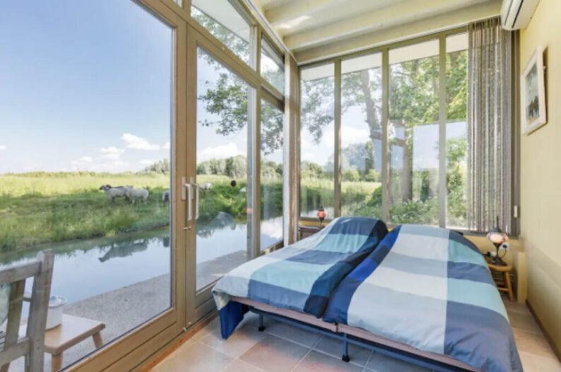 Vakantiehuizen met mooiste uitzicht in Nederland