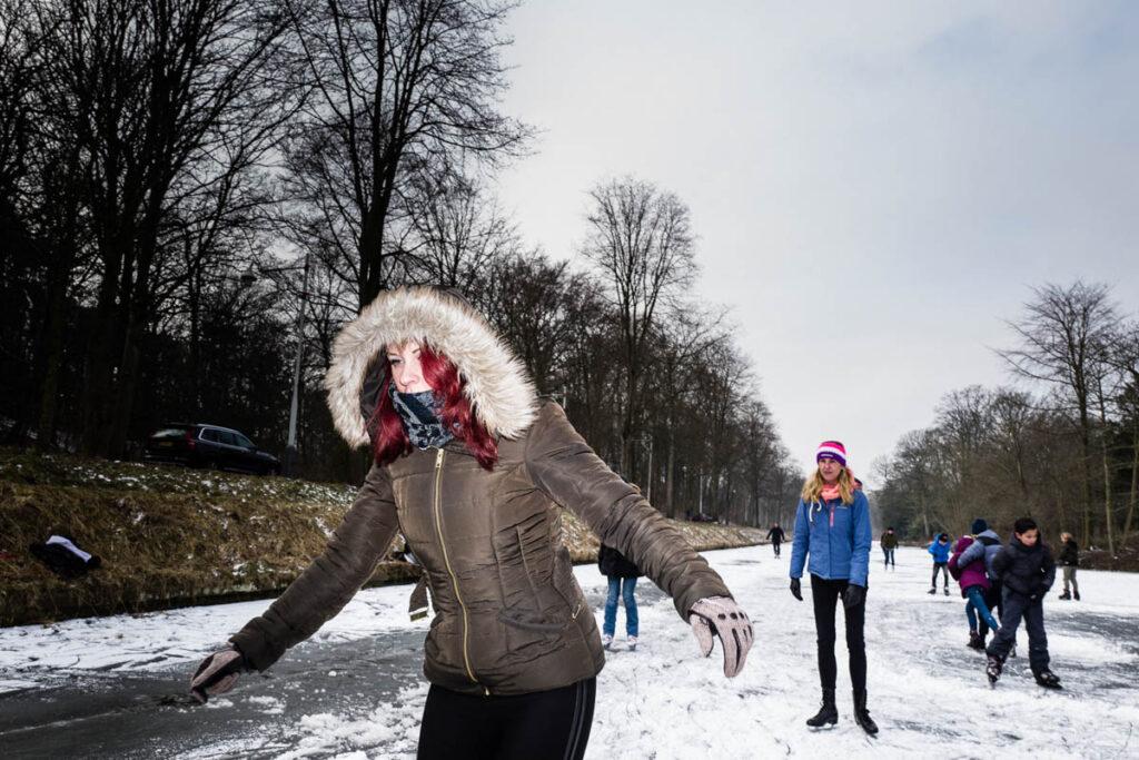 Mooiste plekken schaatsen Den Haag