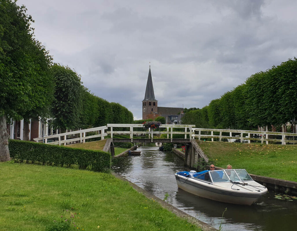 Mooie dorpjes Friesland