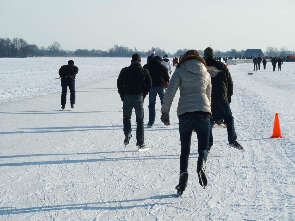 Beste tips voor schaatsen op natuurijs