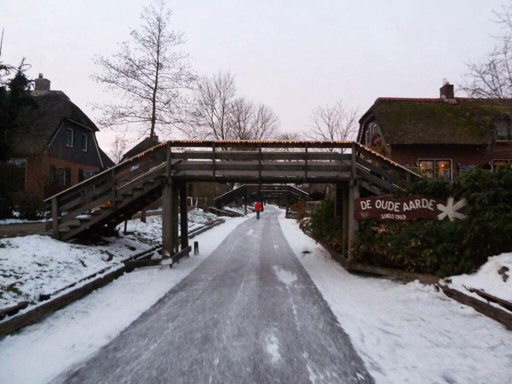Mooiste plekken schaatsen natuurijs in Nederland