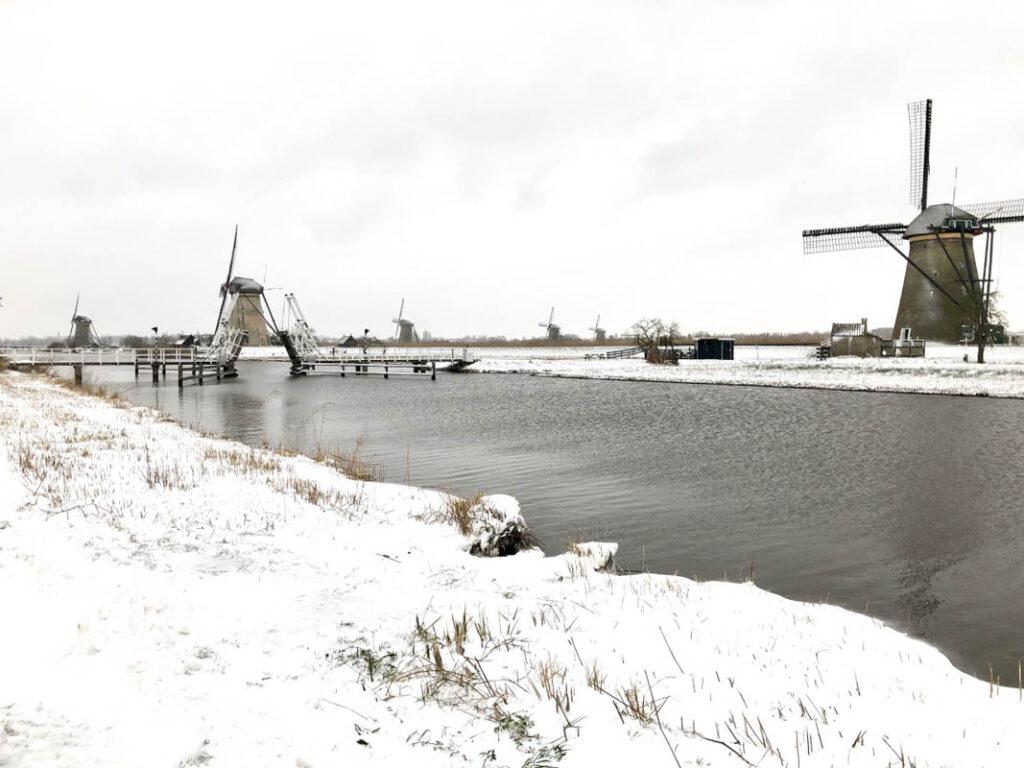 Leukste schaatsroutes op natuurijs in Nederland