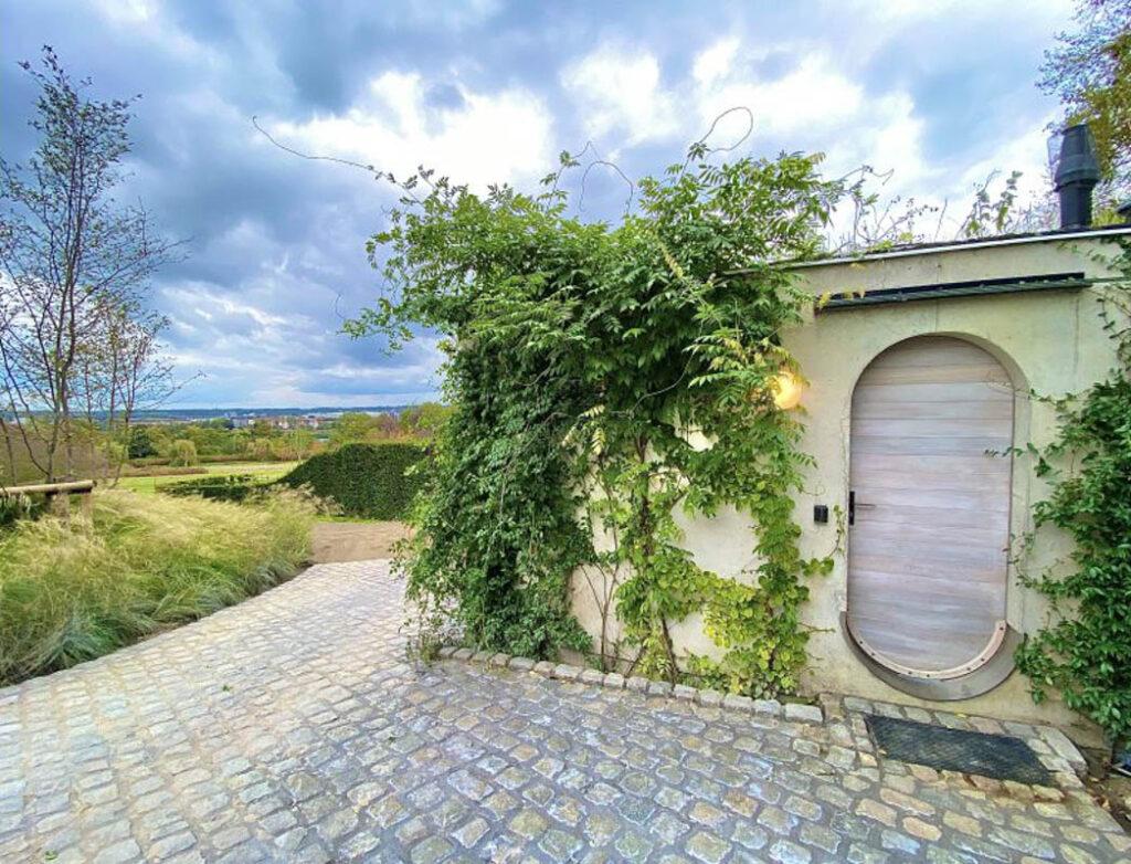 Overnachten in een wijngaard in Nederland