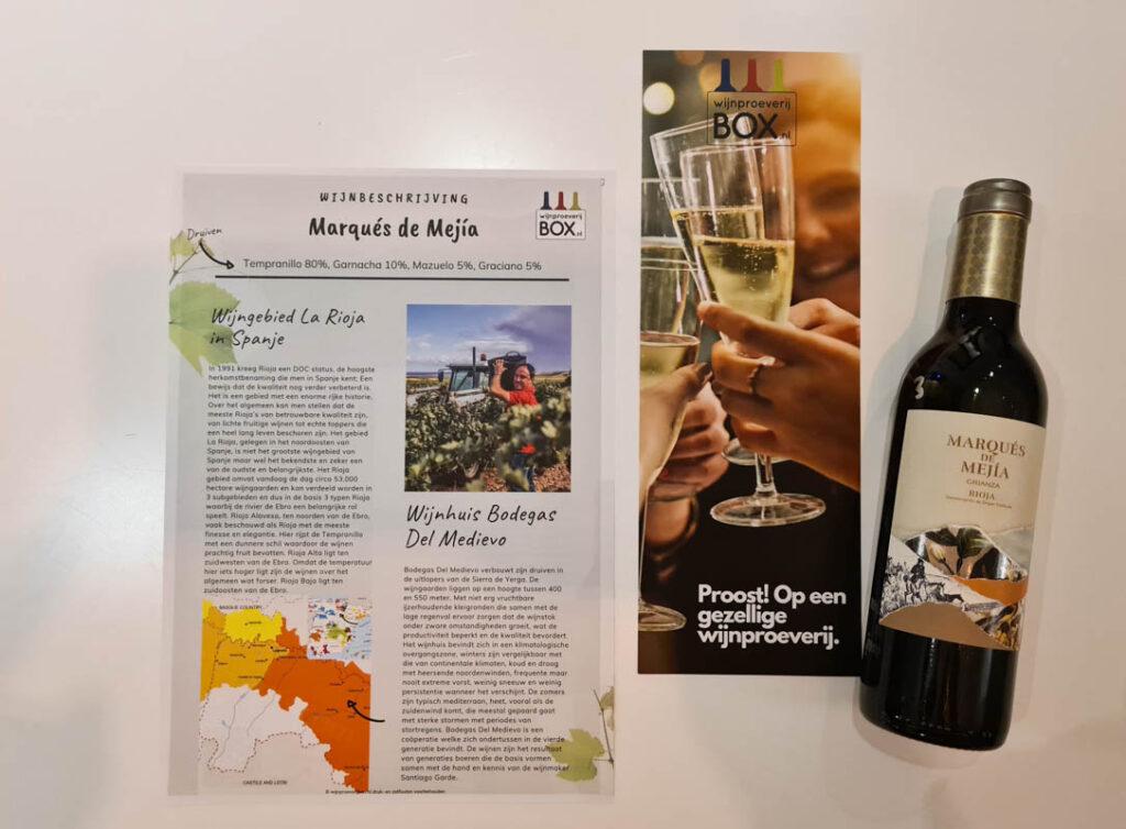 Tips wijnproeverij thuis