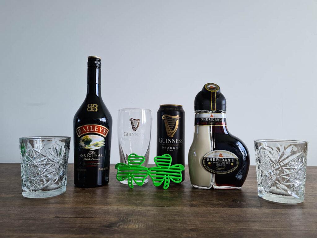 Dranken uit Ierland