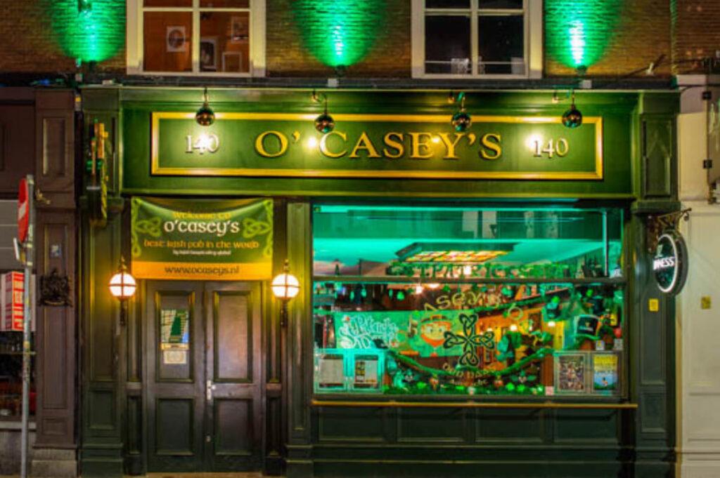 O'Caseys in Den Haag