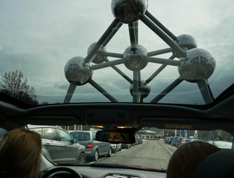 Mooiste autoroutes in België
