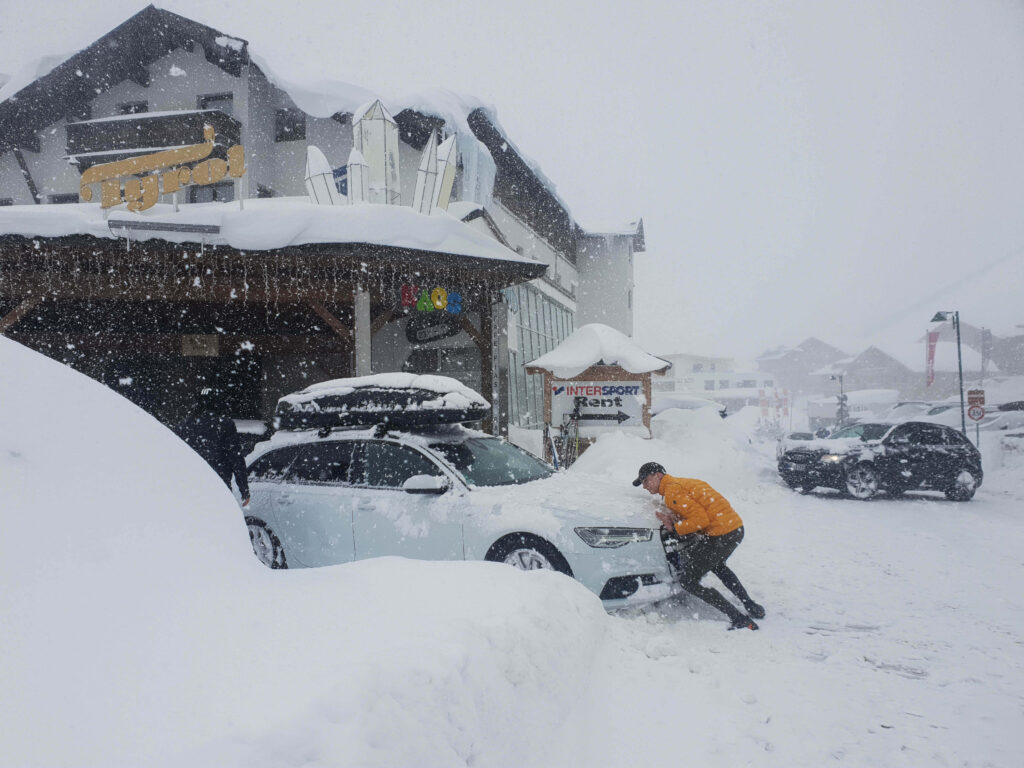 Tips autorijden met sneeuwkettingen