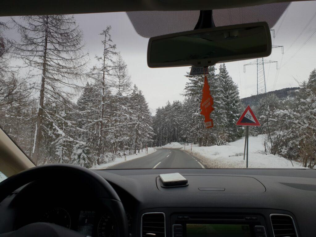Veilig autorijden winter