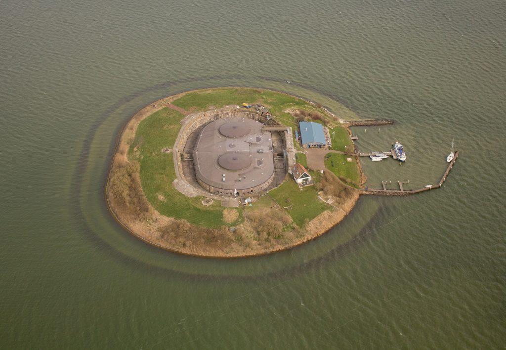Fort Pampus (Foto: Wikipedia)