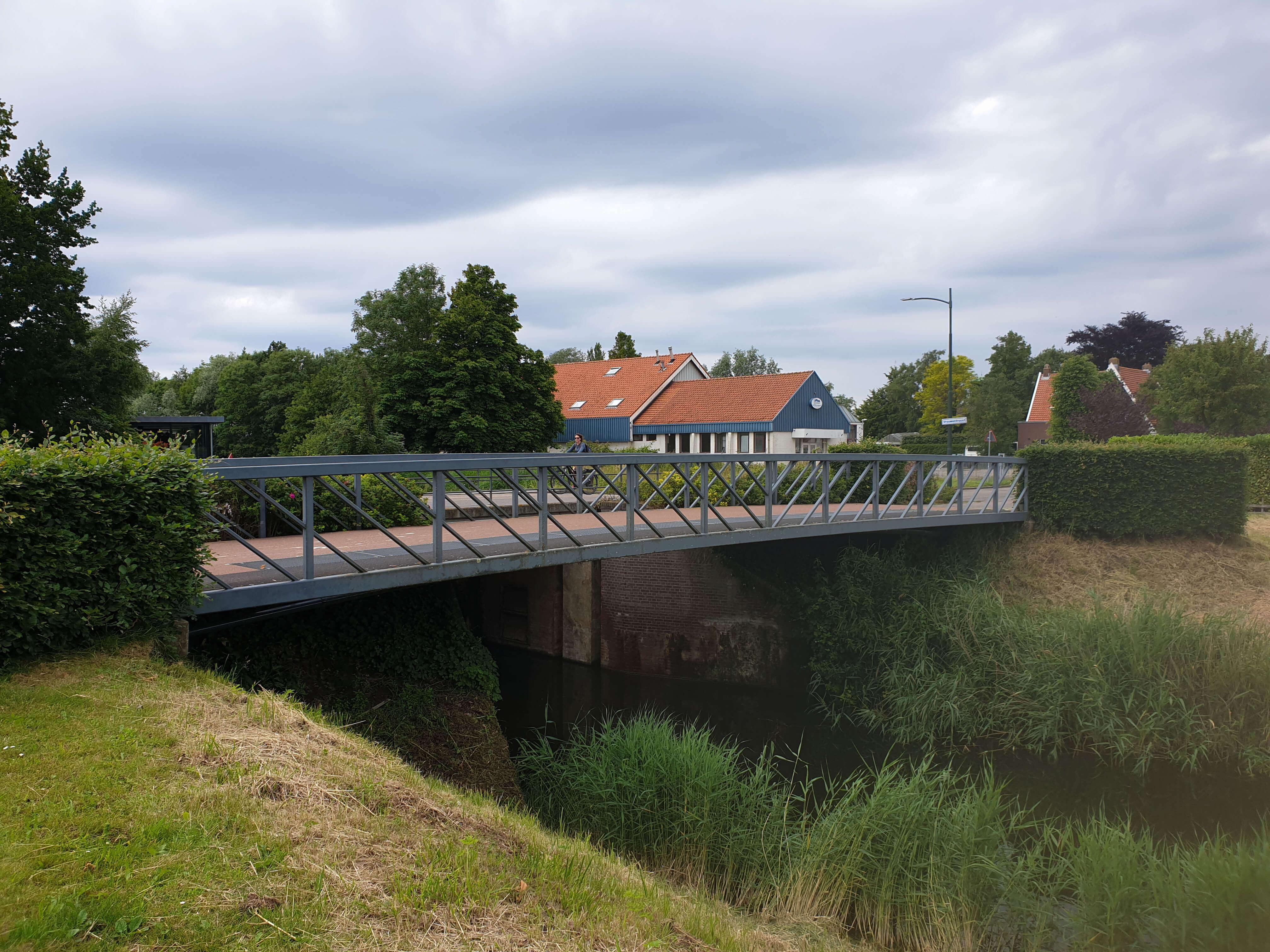 Aalsmeer op de fiets