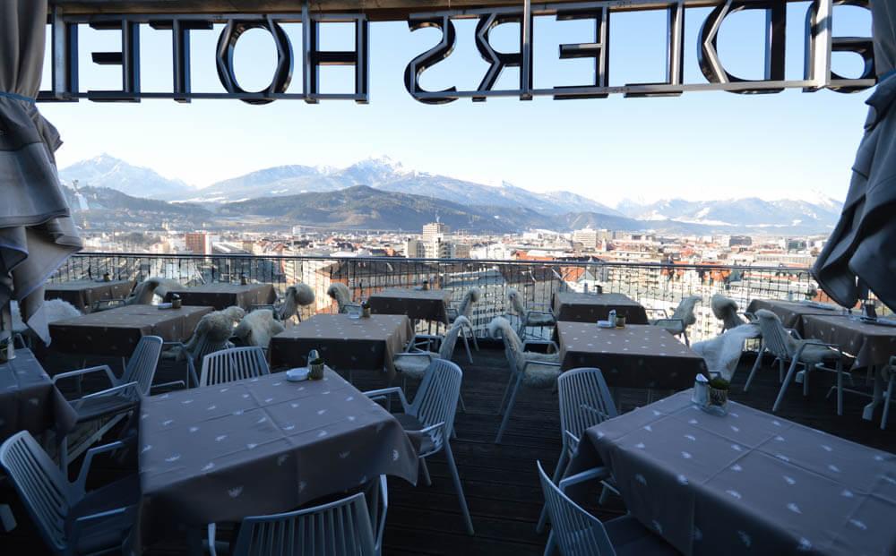 Adlers Hotel - Innsbruck