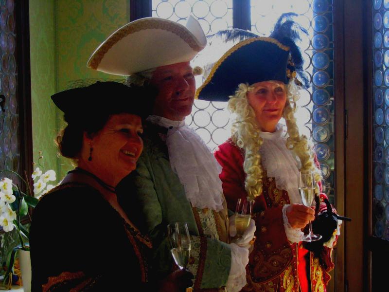Event: Het Venetiaanse Carnaval