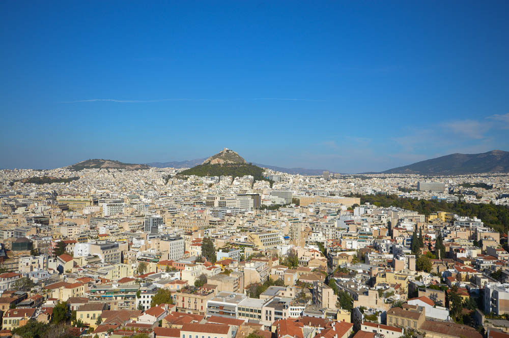 Best cityview - Akropolis