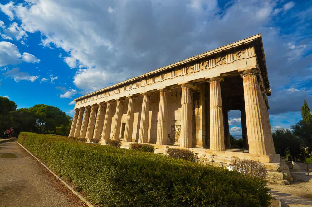 Akropolis - Agora - Athene