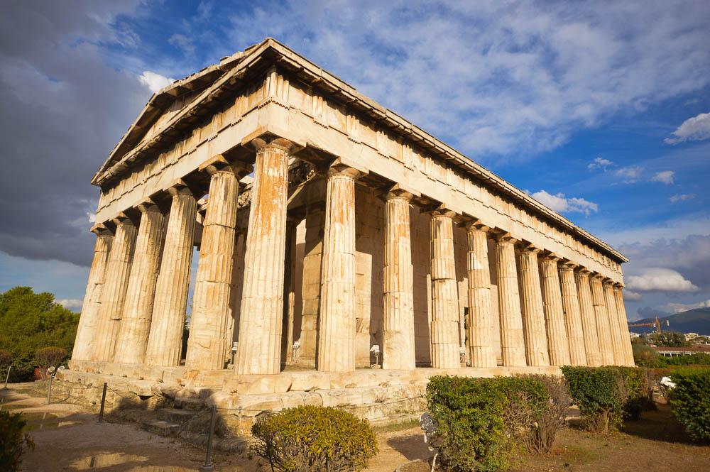 Agora - Akropolis