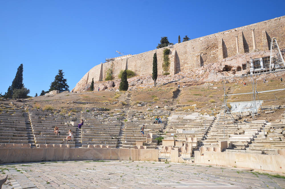 Theater Akropolis