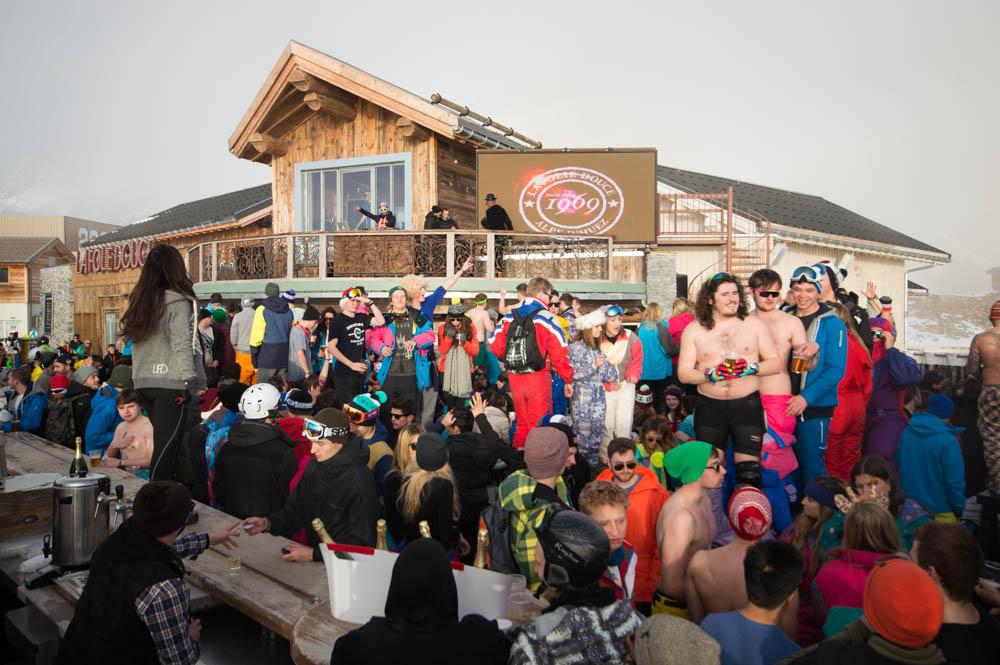 Wintersport Frankrijk Aprés Ski