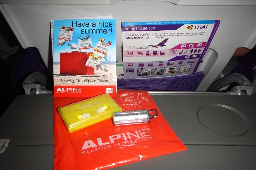 Alpine FlyFit oordoppen & travelbox