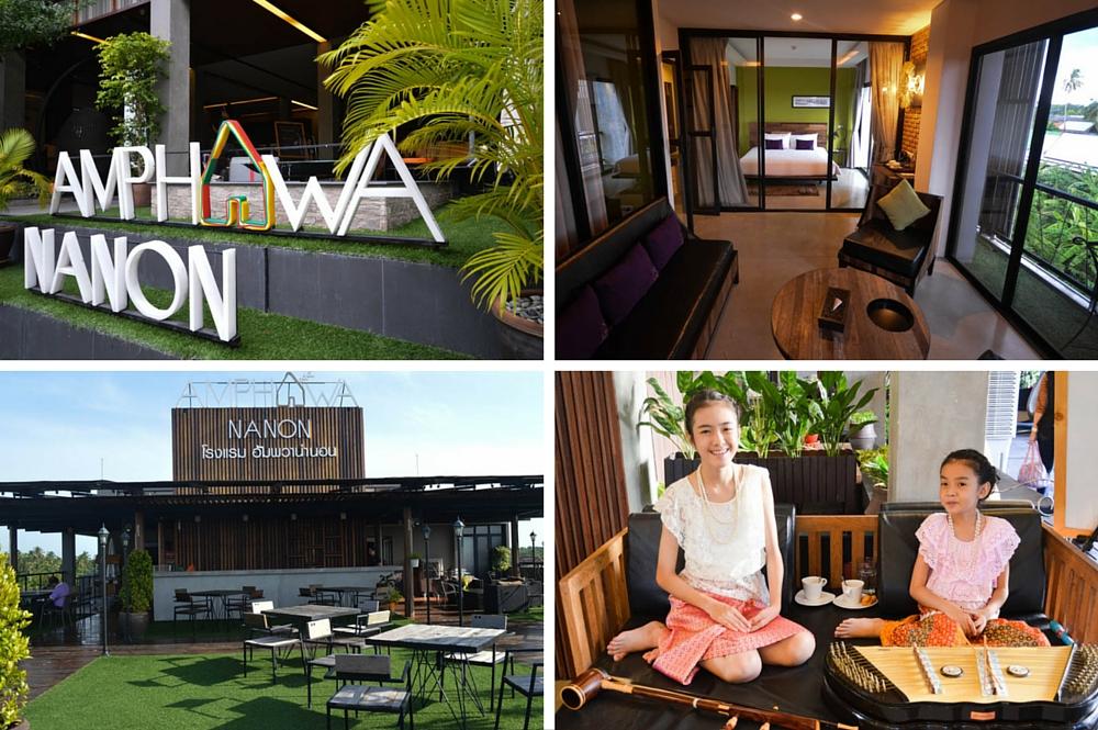 Amphawa Nanon Hotel en Spa