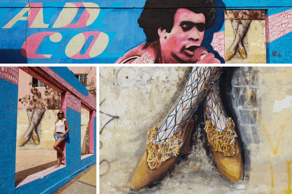 Amsterdam Street Art Aruba