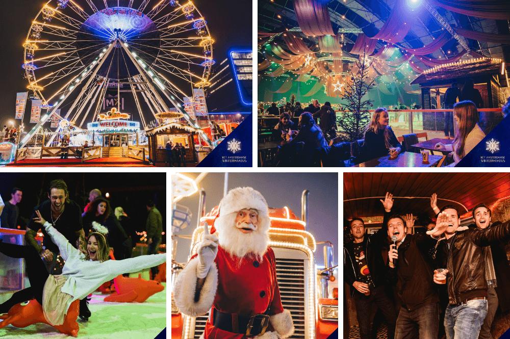 Het Amsterdamse Winterparadijs – Kerstmarkt Rai