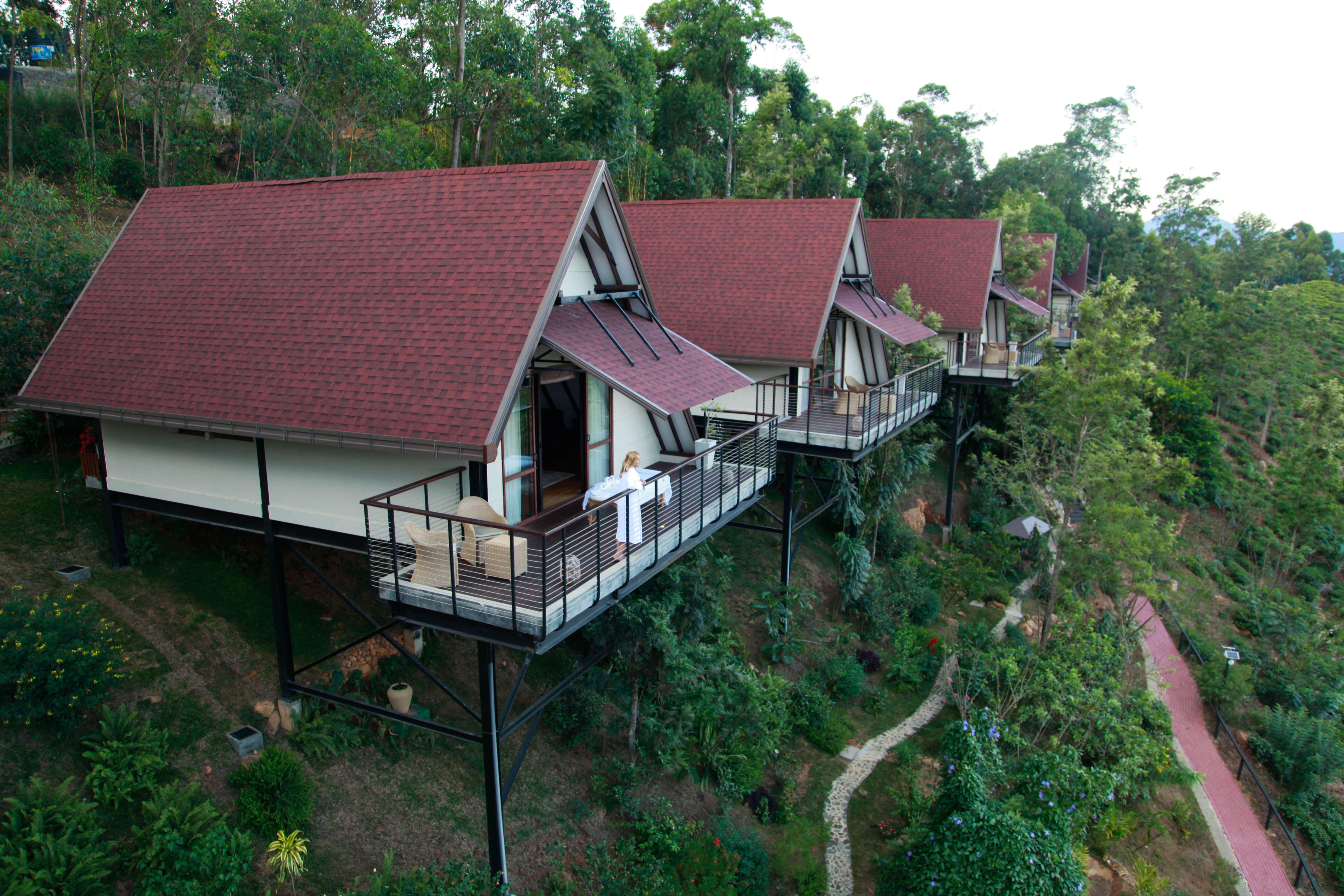 Anasa Wellness Resort - Bandarawela - Ella