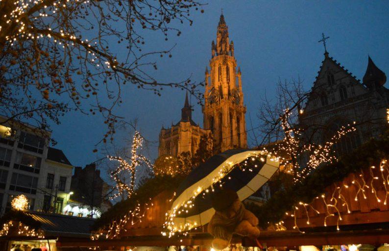 Beleef winter in Antwerpen
