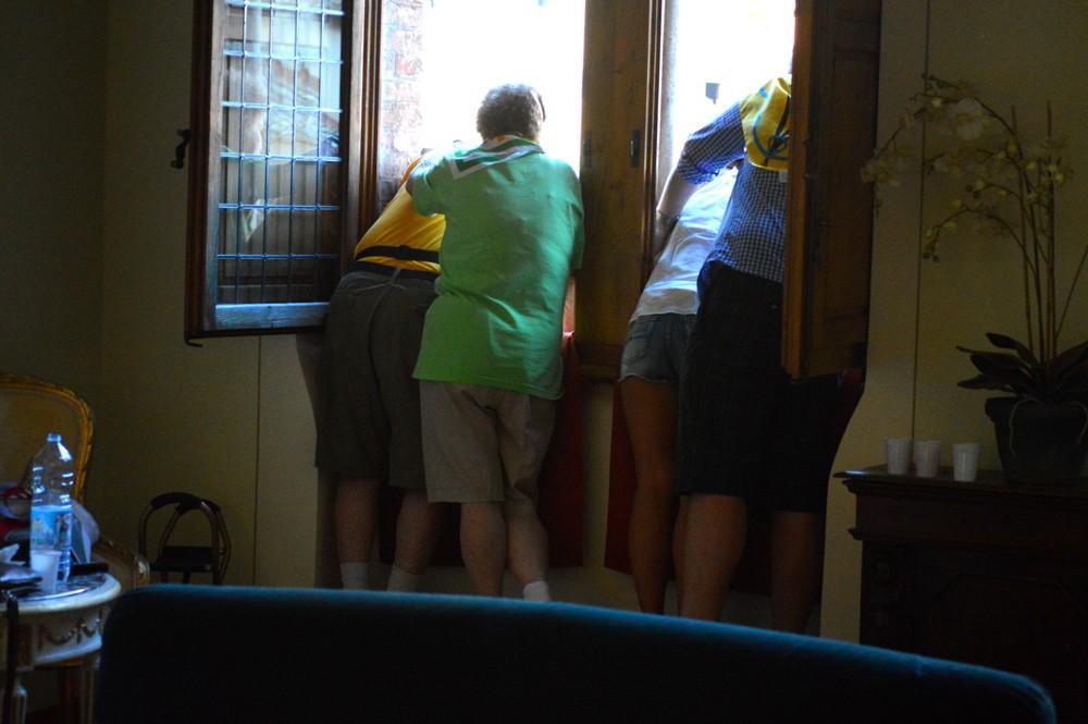 Gasten PalioTours in het appartement