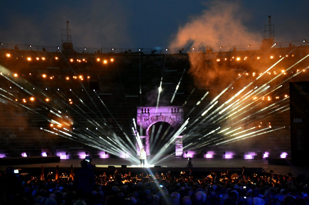 Andrea Bocelli - Arena di Verona