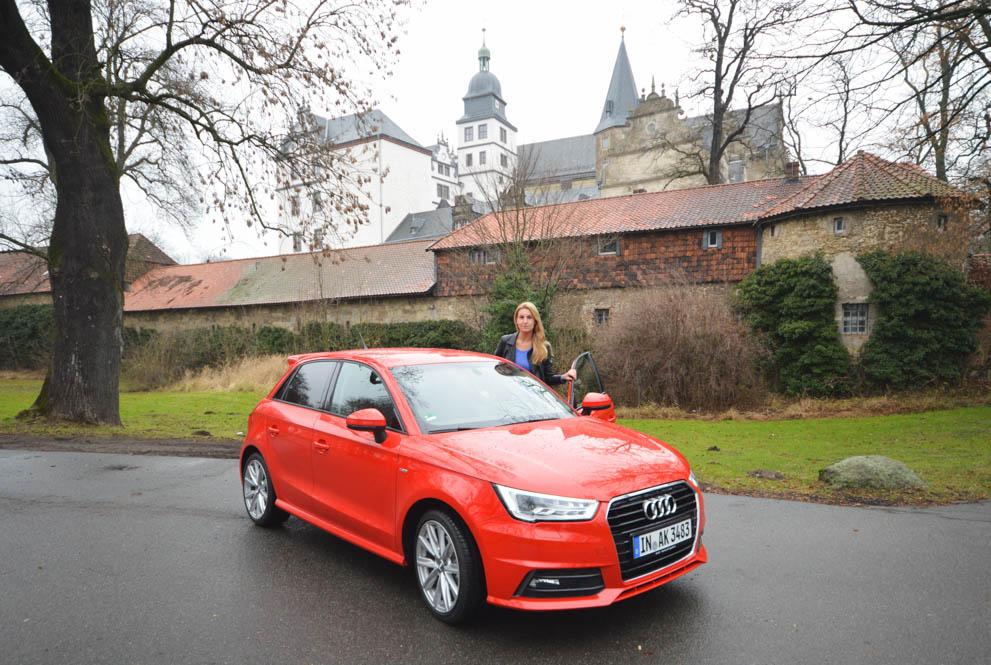 Audi A1 - Autostadt
