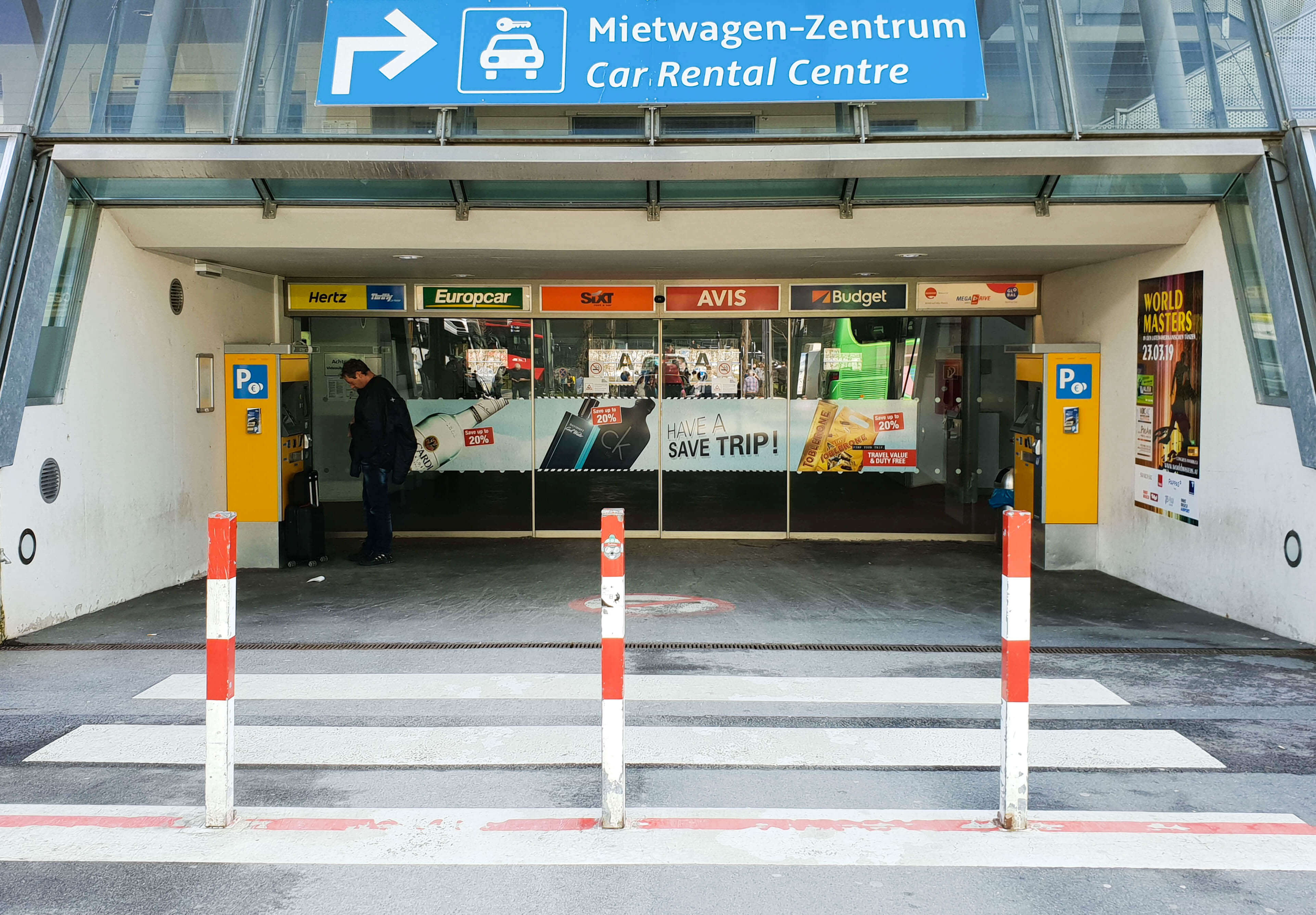 Auto huren Innsbruck Airport / Vliegveld