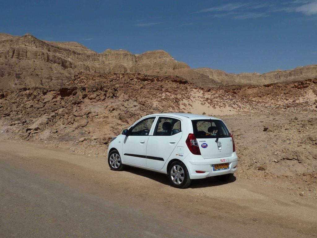 Auto huren Israël