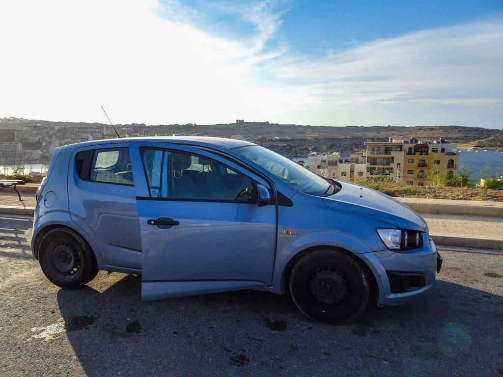 Auto huren Malta