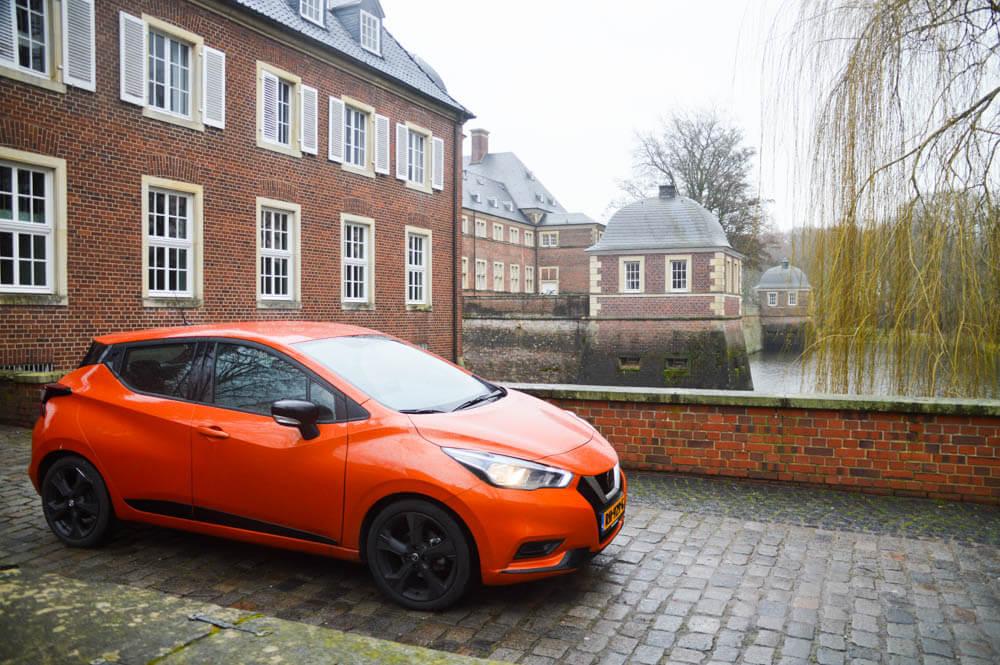 Roadtrip Europavanuit Nederland