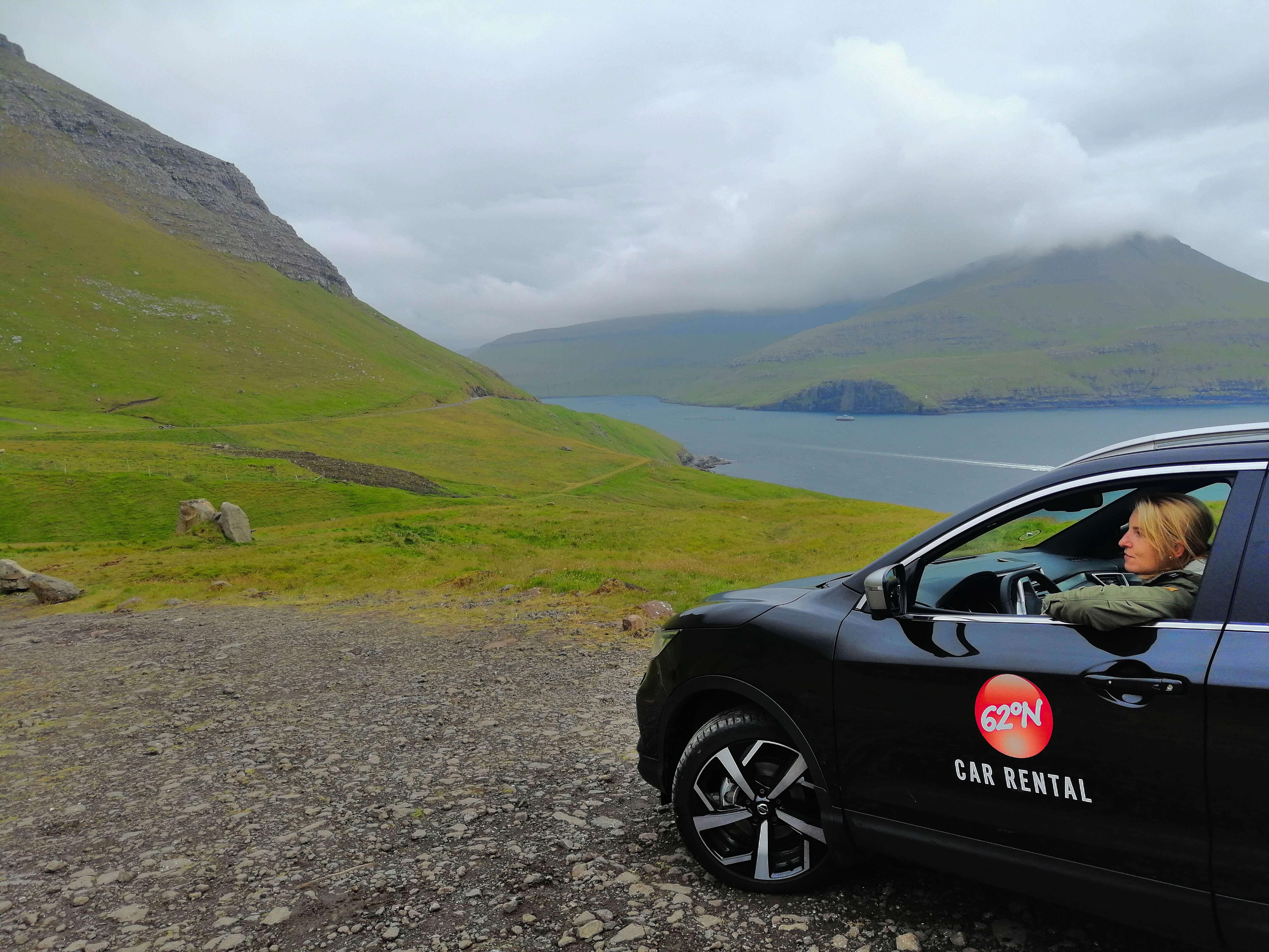 Auto huren op de Faeröer Eilanden