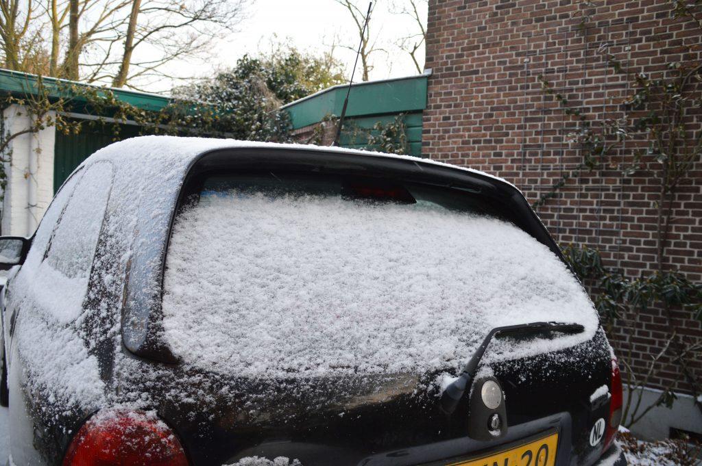 Auto winterklaar