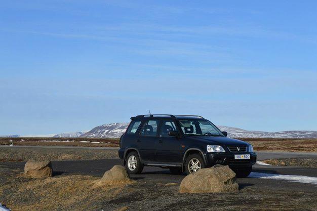 IJsland verkennen met de auto