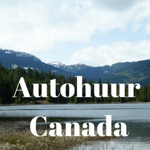 Autohuur Canada