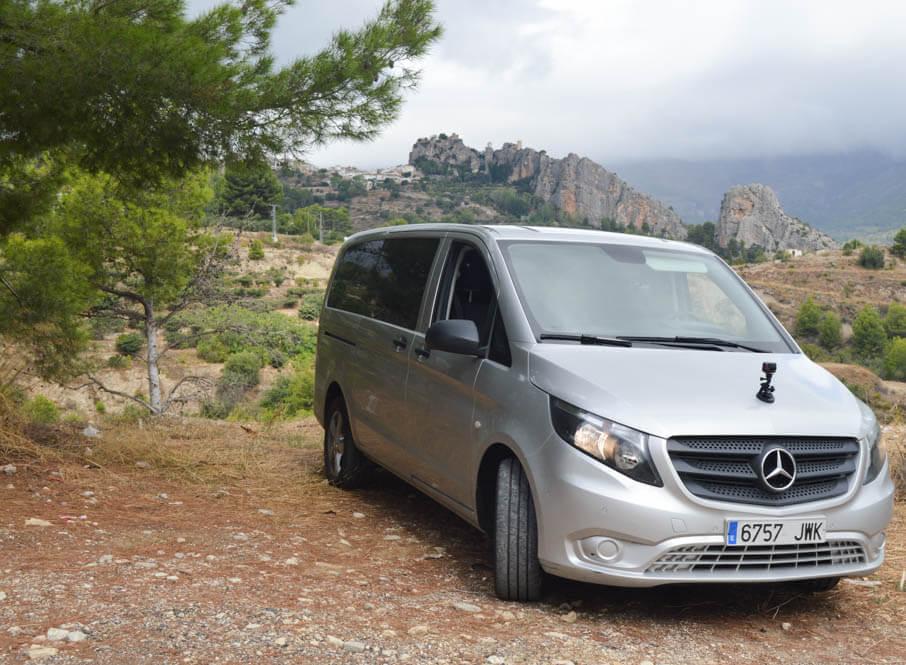 Auto huren Spanje ervaringen