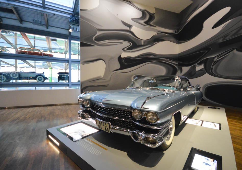 Automuseum - Zeithaus - Autostadt