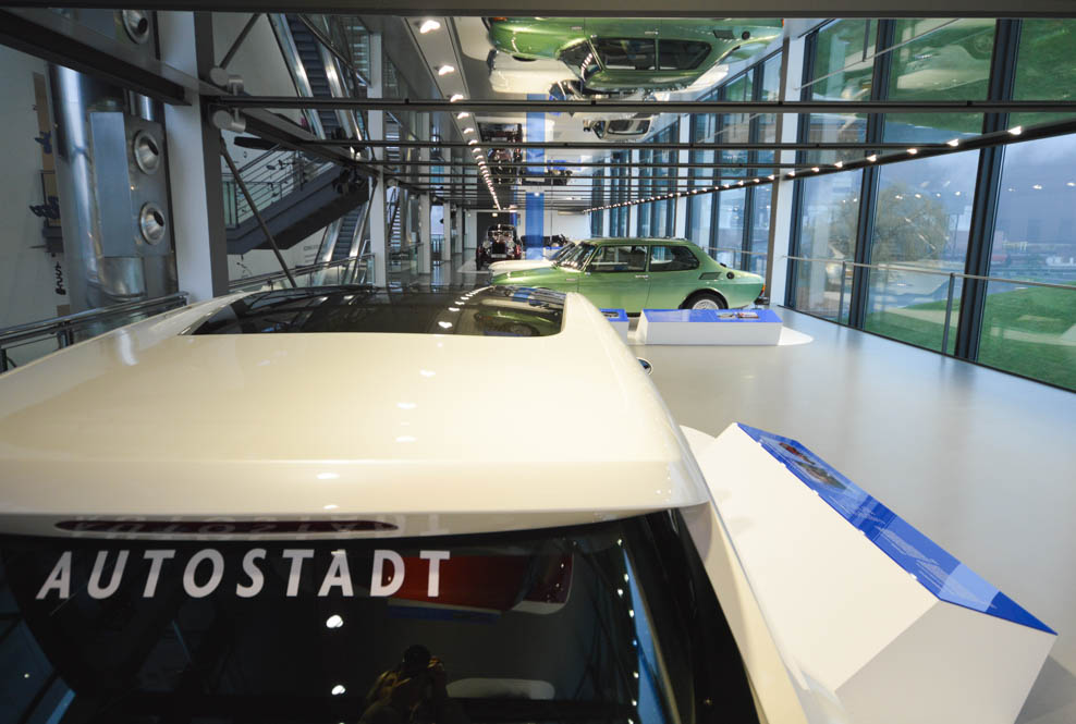 Autostadt - Zeithaus