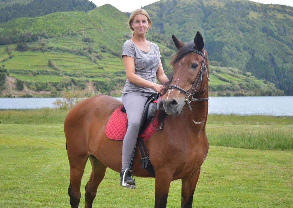 Op paardrijvakantie met Paardenpas Reizen