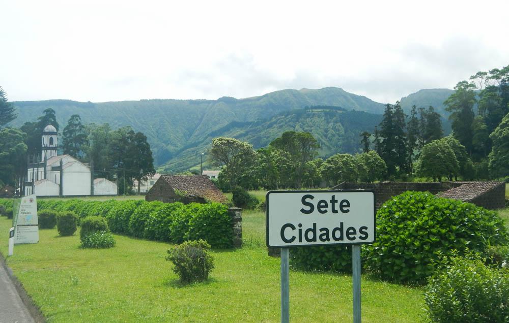 Sete Cidades - Sao Miguel - Azoren